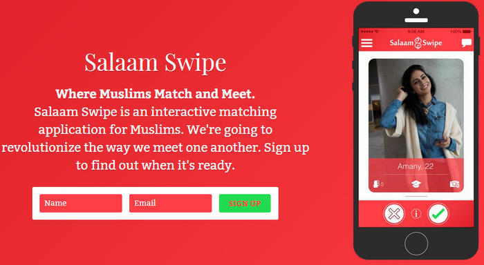 muslim bøsse dating tinder app