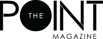 The Point Magazine logo